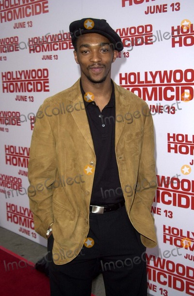 Anthony Mackie Photo - Anthony Mackie at the premiere of Columbia PicturesRevolution Studios Hollywood Homocide at Mann Village Theater Westwood CA 06-10-03