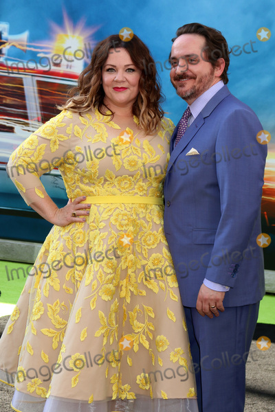 Ben Falcone Photo - Ben Falcone Melissa McCarthyat the Ghostbuster Premiere TCL Chinese Theatre Hollywood CA 07-09-16