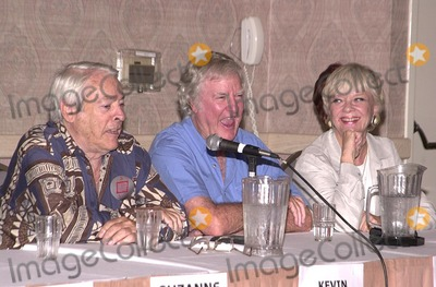 Anne Francis Photo - Kevin McCarthy James Best and Anne Francis at a Twilight Zone reunion and convention at the Beverly Garland Holiday Inn North Hollywood CA 08-24-02