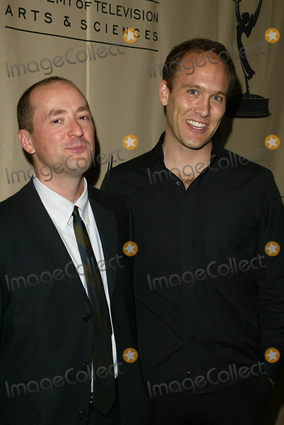 Christopher Markus Photo - Christopher Markus and Stephen McFeelyAt The Academy of Television Arts and Sciences Writers Peer Group Emmy Nominee Reception Hyatt West Hollywood West Hollywood CA 08-31-05