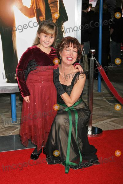 ADA-NICOLE SANGER Photo - Ada-nicole Sanger and Trisha Simmonsat the premiere of The Pursuit of Happyness Mann Village Theatre Westwood CA 12-07-06