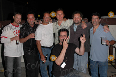 Artie Lang Photo - KC Armstrong Reverend Bob Levy Nick Di Paolo Craig Gass Artie Lange and Gary DellAbate