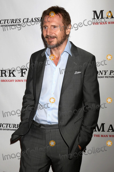 Liam Neeson Photo - Liam Neesonat the Mark Felt The Man Who Brought Down The White House Premiere Writers Guild Theater Beverly Hills CA 09-26-17