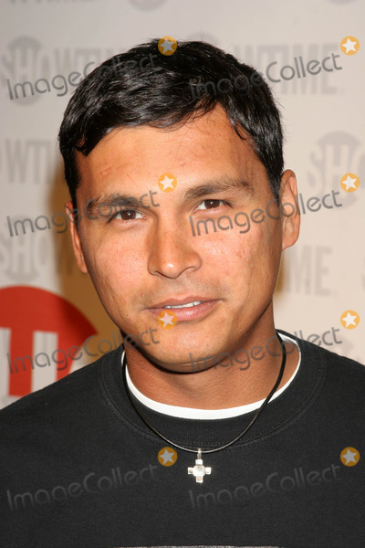 Adam Beach Photo - Adam Beach and friendAt the Showtime Emmy After-Party Saddle Ranch Chop House West Hollywood CA 09-18-05