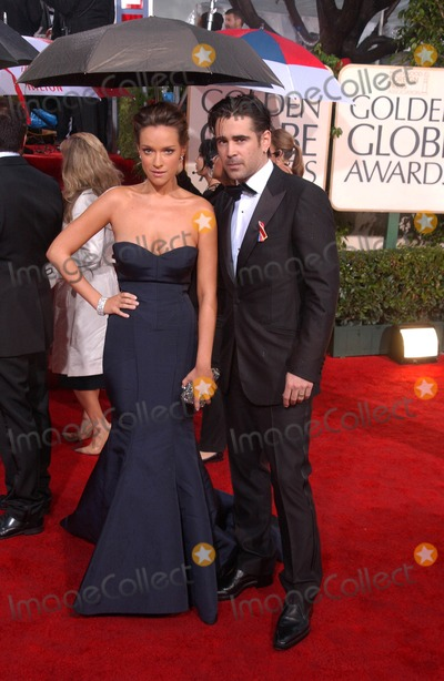 Alicja Bachleda Photo - Colin Farrell and Alicja Bachleda at the 67th Annual Golden Globe Awards Beverly Hilton Hotel Beverly Hills CA 01-17-10