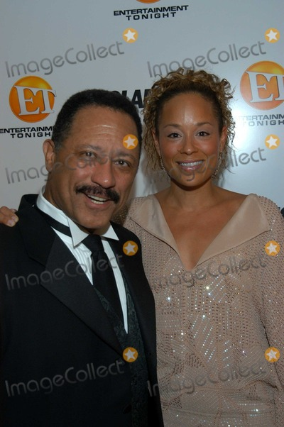 Judge Joe Brown Photo - Judge Joe Brown and Debra at Entertainment Tonight and Glamour Magazine Host Emmy Party Mondrian Hotel West Hollywood Calif 09-21-03