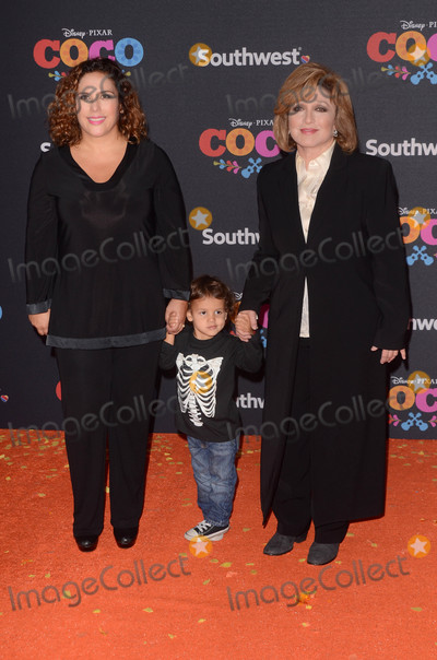 Angelica  Maria Photo - Angelica Maria Angelica Valeat the Coco US Premiere El Capitan Hollywood CA 11-08-17