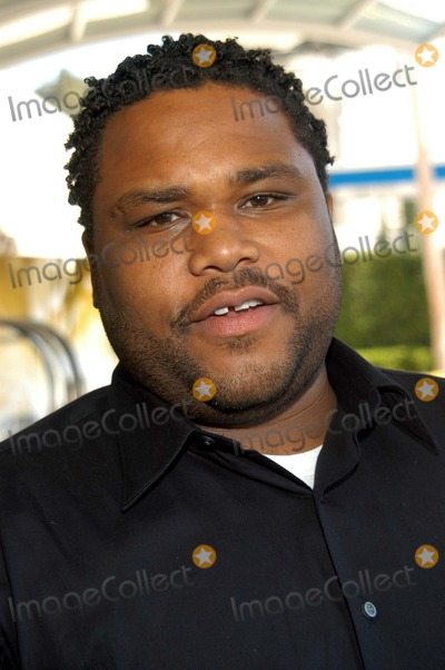 Anthony Anderson Photo - Anthony Anderson at The WB Presentation at Television Critics Association Summer 2003 Meeting Renaissance Hotel Hollywood Calif 07-13-03