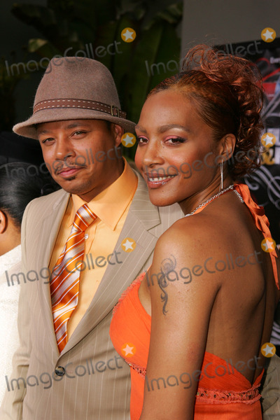 Terrence Dashon Howard Photo - Terrence Dashon Howard and Nona Gayeat the Los Angeles Premiere of Hustle  Flow Cinerama Dome Hollywood CA 07-20-05
