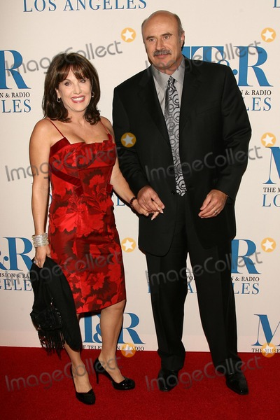Robin McGraw Photo - Robin McGraw and Dr Phil McGrawat The Museum of Television  Radios Annual Los Angeles Gala Regent Beverly Wilshire Hotel Beverly Hills CA 10-30-06