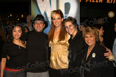 Aimee Garcia Photo - Aimee Garcia Julio Oscar Mechoso Rebecca Creskoff Pablo Santos and Lupe Ontiveros at The WB Networks 2003 Winter Party Renaissance Hollywood Hotel Hollywood CA 01-11-03