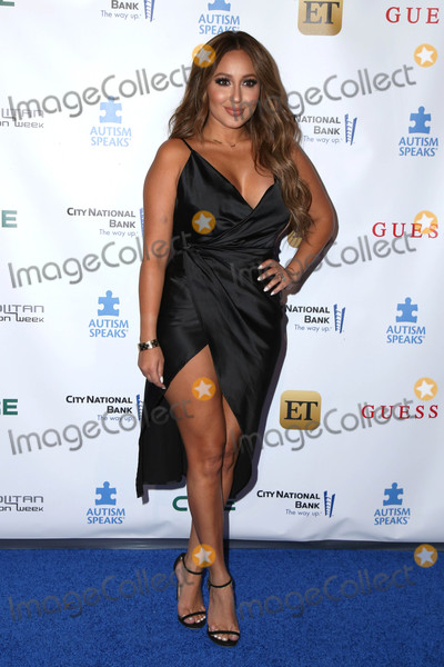 Adrienne Bailon Photo - Adrienne Bailonat the Autism Speaks La Vie En BLUE Fashion Gala Warner Bros Studios Burbank CA 09-29-16