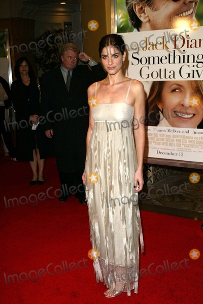 Amanda Peete Photo - Amanda Peet at the premiere of Columbia Pictures Somethings Gotta Give at Mann Village Theater Westwood CA 12-08-03