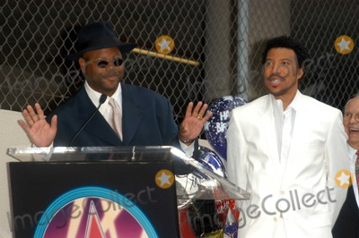 Jimmy Jam Photo - Jimmy Jam and Lionel Richie