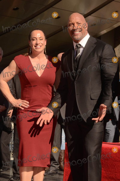 Dany Garcia Photo - Dany Garcia Dwayne Johnsonat the Dwayne Johnson Star on the Hollywood Walk of Fame Hollywood CA 12-13-17