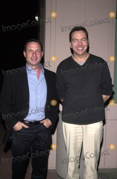 Alan Ball Photo - Alan Poul and Alan Ball at tghe Academy of Motion Picture Arts and Sciences Behind the Scenes of Six Feet Under Leonard H Goldenson Theater North Hollywood CA 03-13-03