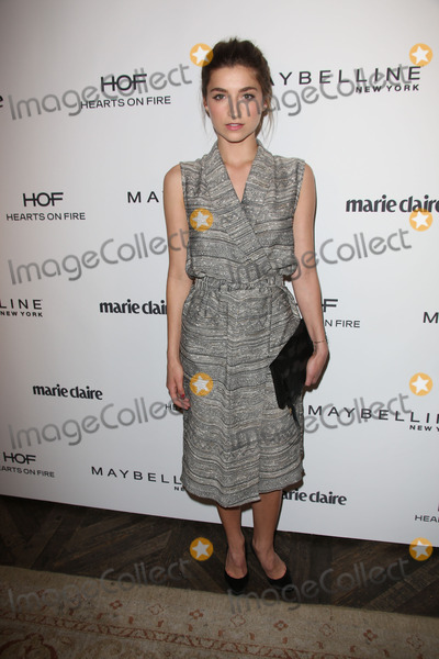 Ava Deluca-Verley Photo - Ava Deluca-Verleyat the Marie Claire Hosting Fresh Faces Party Soho House West Hollywood CA 04-08-14