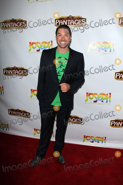 Ace Young Photo - Ace Youngat the Joseph And The Amazing Technicolor Dreamcoat Opening Pantages Hollywood CA 06-04-14