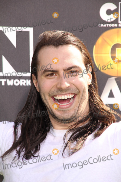 Andrew W K Photo - Andrew WK at Cartoon Networks first ever Hall Of Game Awards Barker Hanger Santa Monica CA 02-21-11