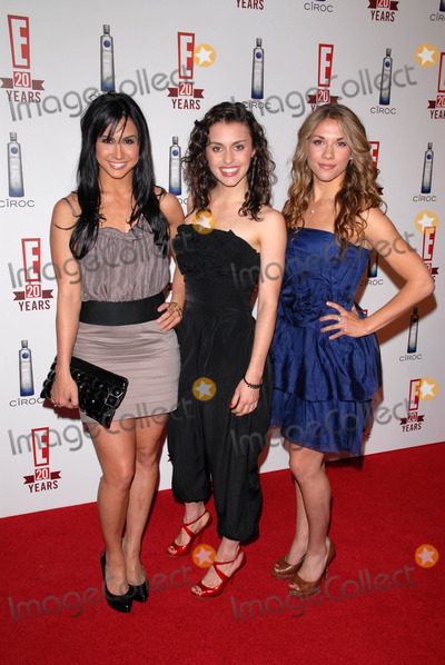 Allison Holker Photo - Lauren Gottleib Kathryn McCormick and Allison Holkerat Es 20th Birthday Bash Celebrating Two Decades of Pop Culture The London West Hollywood CA 05-24-10