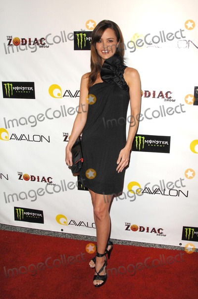April Scott Photo - April Scott at the Opening Night of The Zodiac Show Avalon Hollywood CA 09-09-08