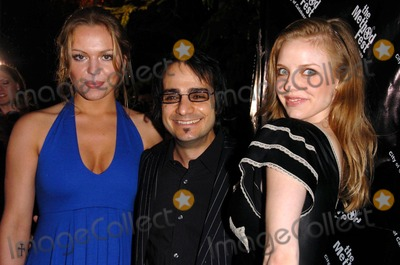 Agnes Bruckner Photo - Agnes Bruckner with Jason Matzner and Kelli Garnerat the premiere of Dreamland at the opening night of the 8th Annual Method Fest Louis B Mayer Theater Calabasas CA 03-31-06