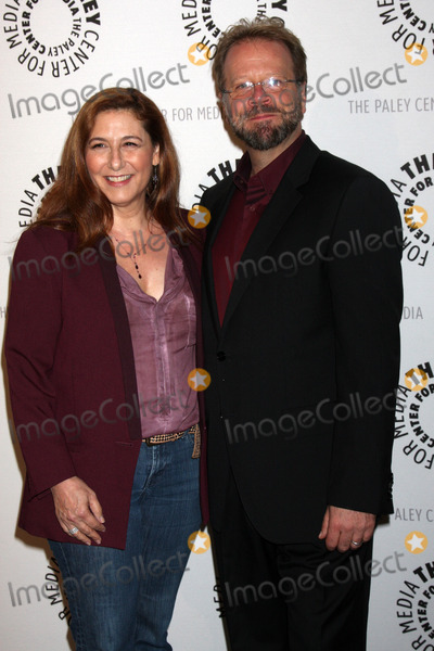 Andrew Marlowe Photo - Andrew Marlowe wifeat the An Evening with Castle Paley Center for Media Beverly Hills CA 09-30-13