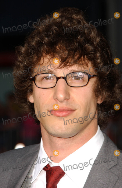 Andy Samberg Photo - Andy Sambergat the Los Angeles Premiere of Hot Rod Manns Chinese Theater Hollywood CA 07-26-07