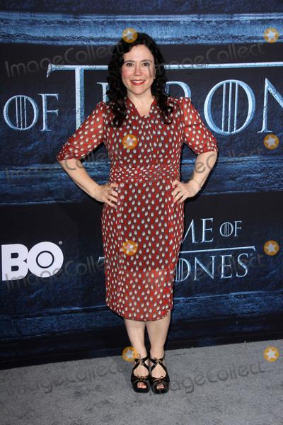 Alex Borstein Photo - Alex Borsteinat the Game of Thrones Sixth Season Premiere Dolby Theater Hollywood CA 04-10-16