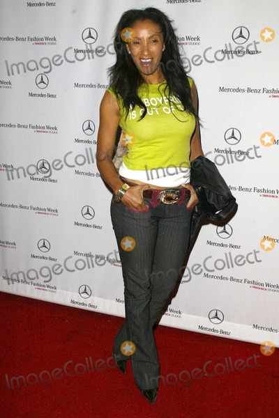 Downtown Julie Brown Photo - Downtown Julie Brown at the Lords Fashion Show as part of Mercedes Benz Fashion Week Smashbox Studios Los Angeles CA 03-31-04