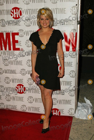Amy Spanger Photo - Amy Spanger at the Showtime Winter TCA Party Universal Studios Universal City CA 01-12-05