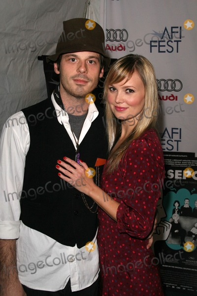 Sara Simmonds Photo - Scoot McNairy and Sara Simmondsat the AFI Fest 2007 Presentation of Persepolis AFI Fest Rooftop Village Hollywood CA 11-10-07