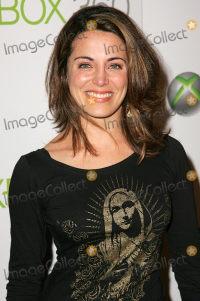 Alanna Ubach Photo - Alanna Ubachat the Xbox 360 launch party Private Residence Beverly Hills CA 11-16-05