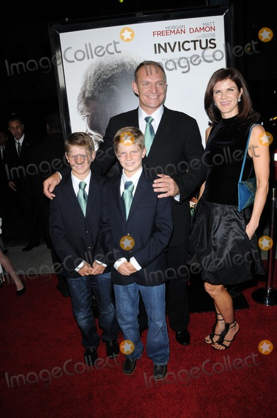 Francois Pienaar Photo - Francois Pienaarat the Invictus Los Angeles Premiere Academy of Motion Picture Arts and Sciences Beverly Hills CA  12-03-09