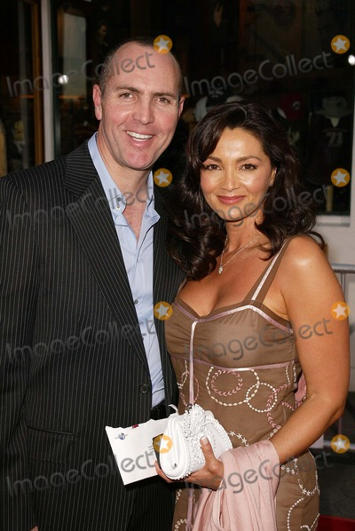 Arnold Vosloo Photo - Arnold Vosloo and wife Sylvia at the World Premiere of Universals Van Helsing at Universal Studios Universal City CA 05-03-04