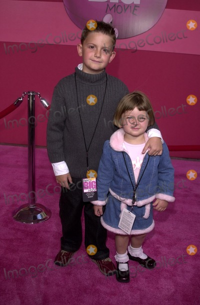 Austin Majors Photo - Austin Majors and sister Kali at the premiere of Walt Disney Pictures Piglets Big Movie