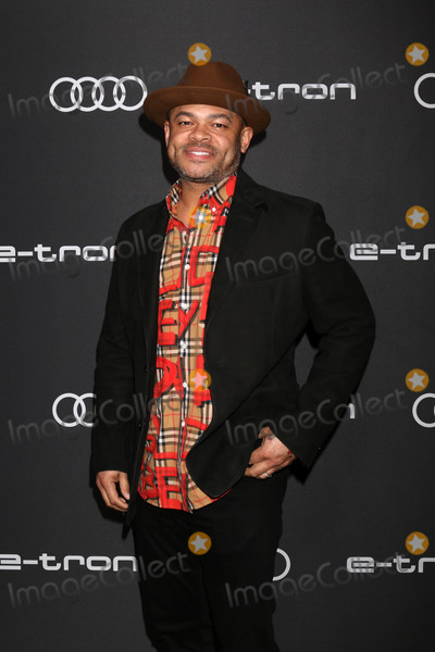 Anthony Hemingway Photo - Anthony Hemingwayat the Audi Pre-Emmy Party La Peer Hotel West Hollywood CA 09-14-18
