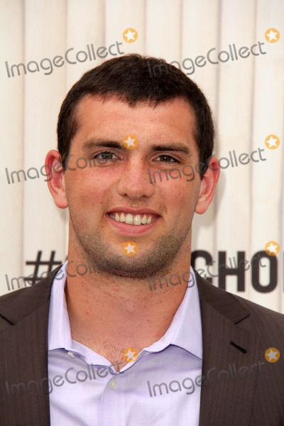 Andrew Luck Photo - Andrew Luckat the 2013 Spike TV Guys Choice Awards Sony Studios Culver City CA 06-08-13