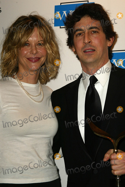 Alexander Payne Photo - Meg Ryan and Alexander Payne at the 57th Annual Writers Guild Awards - Pressroom Hollywood Palladium  Hollywood CA 02-19-05