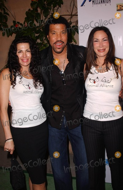 Ellen Lavinthal Photo - Ellen Lavinthal with Lionel Richie and Deborah Cordayat the 2005 Mid-Autumn Nights Dream The Buffalo Club Santa Monica CA 11-06-05