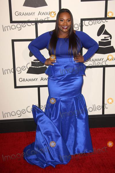 Tasha Cobbs Photo - Tasha Cobbsat the 56th Annual Grammy Awards Staples Center Los Angeles CA 01-26-14