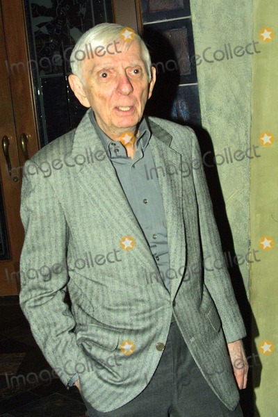 Aaron Spelling Photo - Aaron Spelling at Spagos Restaurant in Beverly Hills CA 06-23-04
