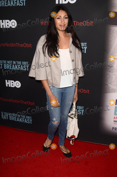 Tehmina Sunny Photo - Tehmina Sunnyat the If Youre Not In The Obit Eat Breakfast Premiere Samuel Goldwyn Theater Beverly Hills CA 05-17-17