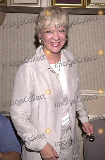 Anne Francis Photo - Anne Francis from the TZ episodes Jess-Belle and After Hours at a Twilight Zone reunion and convention at the Beverly Garland Holiday Inn North Hollywood CA 08-24-02
