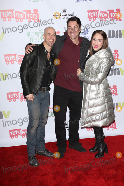 Ace Young Photo - Chris Daughtry Ace Young Diana DeGarmoat The Hollywood Christmas Parade Benefiting Toys For Tots Foundation Hollywood CA 12-01-13