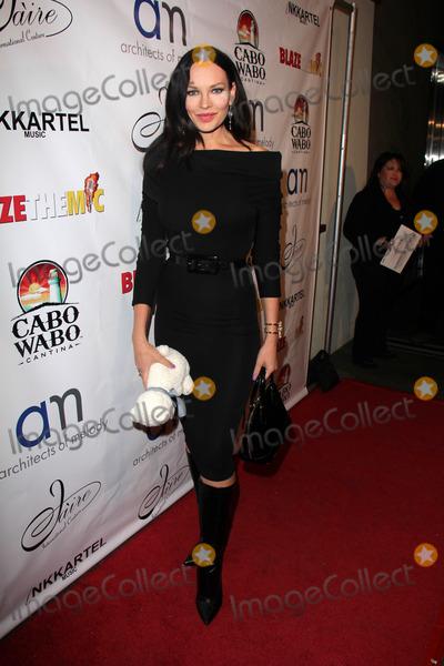 Natasha Alam Photo - Natasha Alamat the Britticares Toy Drive  Fund Rasier with concert by G Yom Mac Cabo Wabo Hollywood CA 12-15-13