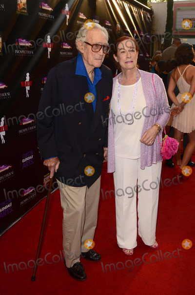 James Karen Photo - James Karen Alba Francescaat the Marilyn Musical World Premiere Alex Theater Glendale CA 07-29-16