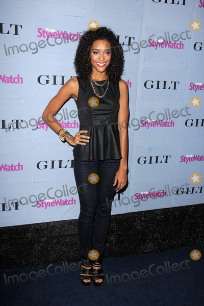 Annie  Ilonzeh Photo - Annie Ilonzehat the People Stylewatch Hollywood Denim Party Palihouse West Hollywood CA 09-19-13