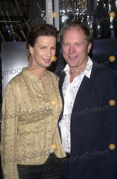 Andrew Taylor Photo - Rachel Griffiths and Andrew Taylor at the premiere party for the third season  of HBOs Six Feet Under at the Chinese Theater Hollywood CA 02-25-03