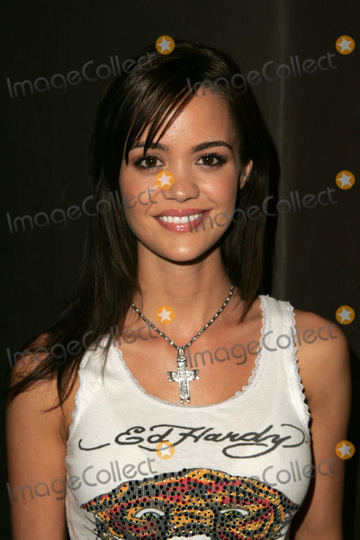 April Scott Photo - April Scottat the Grand Re-Opening of the Ed Hardy Melrose Store Hollywood CA 10-19-06